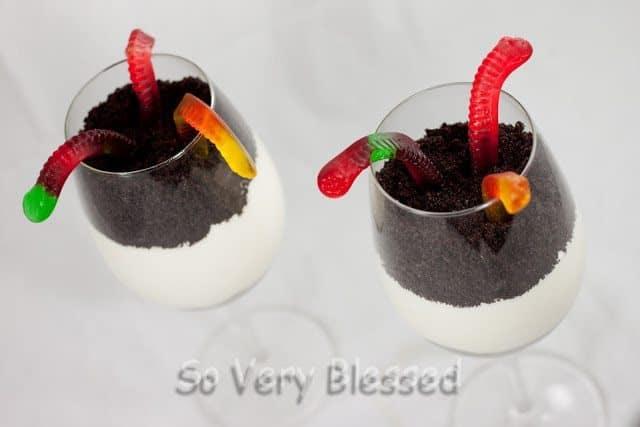 Dirt Cake Recipe : So Very Blessed