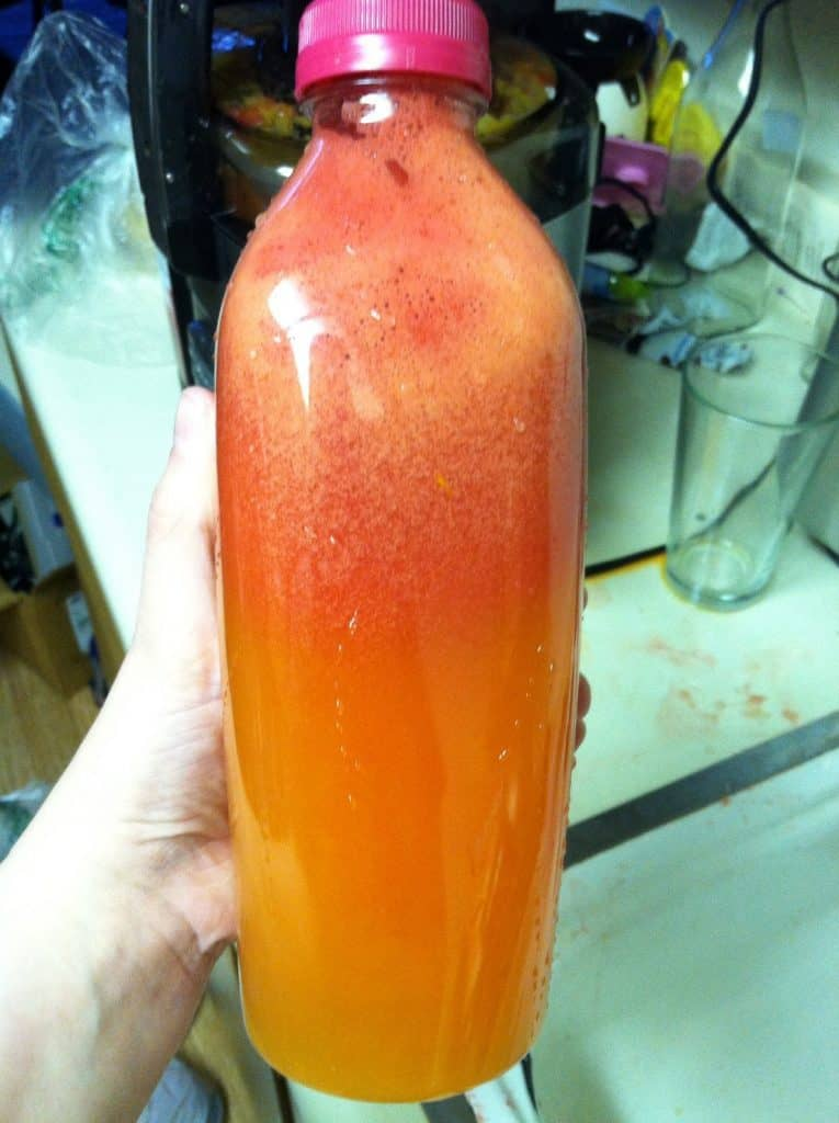30 Days of Modified Juicing – Day 10