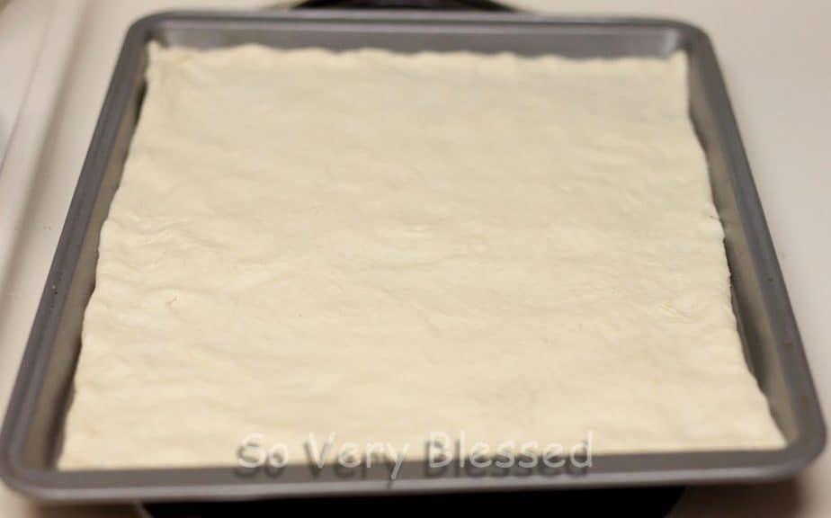 Enchilada Pizza Recipe : So Very Blessed