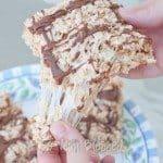 Snickers Rice Krispy Treats Recipe