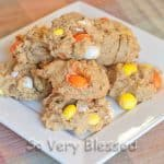 White Chocolate Pumpkin Cookies Recipe