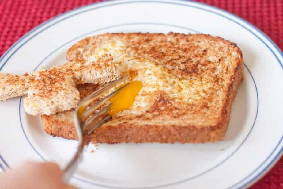 Eggs In A Hole Recipe