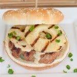 Teriyaki Turkey Burger Recipe : So Very Blessed