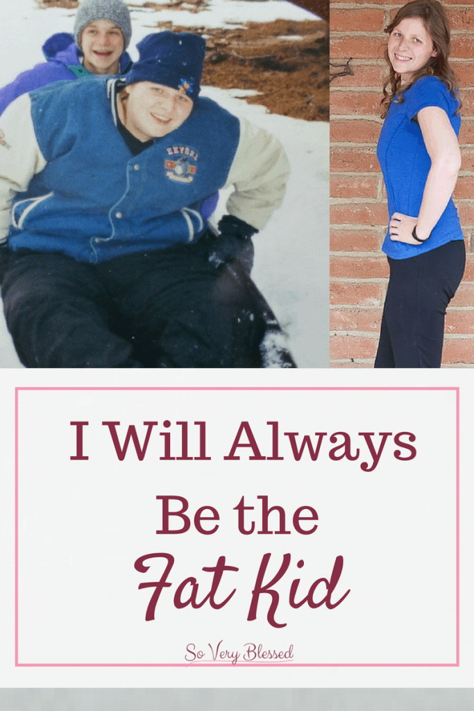 I Will Always Be The Fat Kid