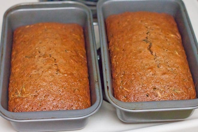 Maple Zucchini Bread Recipe : So Very Blessed - A toasted piece of this sweet Maple Zucchini Bread makes for the perfect make ahead breakfast (hidden vegetable included!) on a chilly morning, especially with the added maple flavor (my absolutely favorite!).