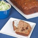 Maple Zucchini Bread Recipe