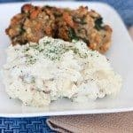 Ranch Mashed Potatoes Recipe