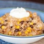 Chicken Enchilada Rice Recipe : So Very Blessed
