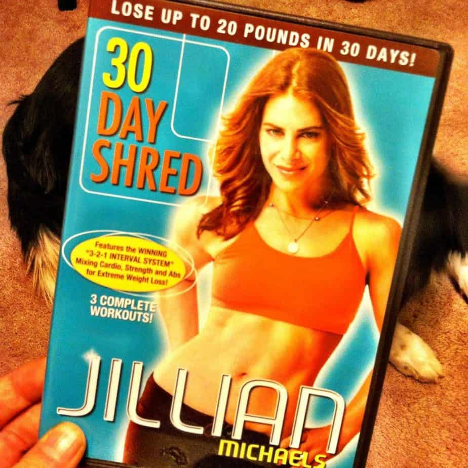 30 Day Shred : So Very Blessed