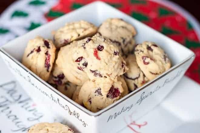 Dark Chocolate Orange Cranberry Cookies Recipe : So Very Blessed