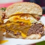Bacon and Egg Cheeseburger Recipe