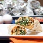 Freezer Breakfast Burritos Recipe: So Very Blessed