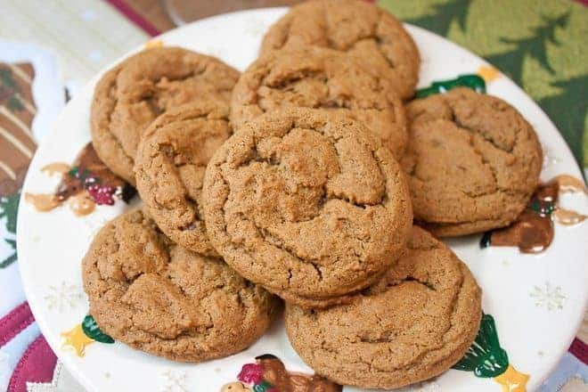 Chewy Molasses Cookies : So Very Blessed