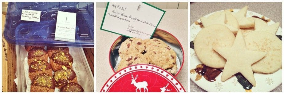 FB Cookie Swap 2014 : So Very Blessed - These soft and chewy molasses cookies are the perfect addition to your Christmas cookie plates.
