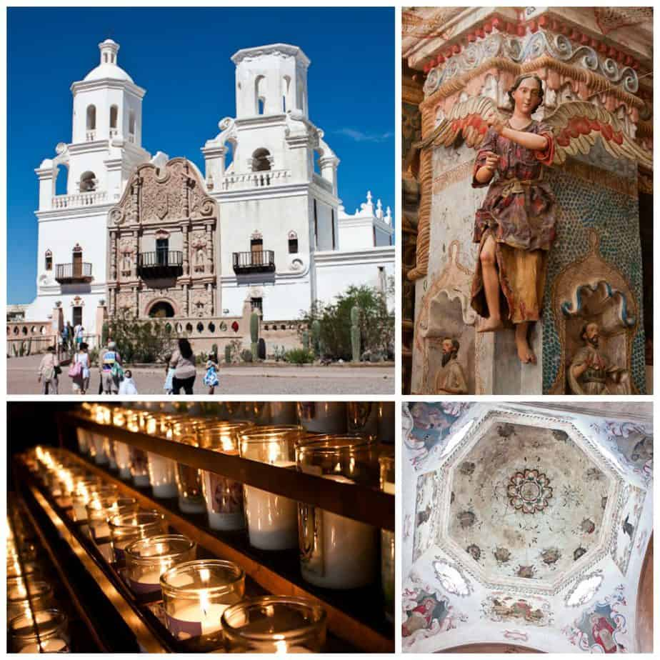 San Xavier Mission & Fry Bread : So Very Blessed