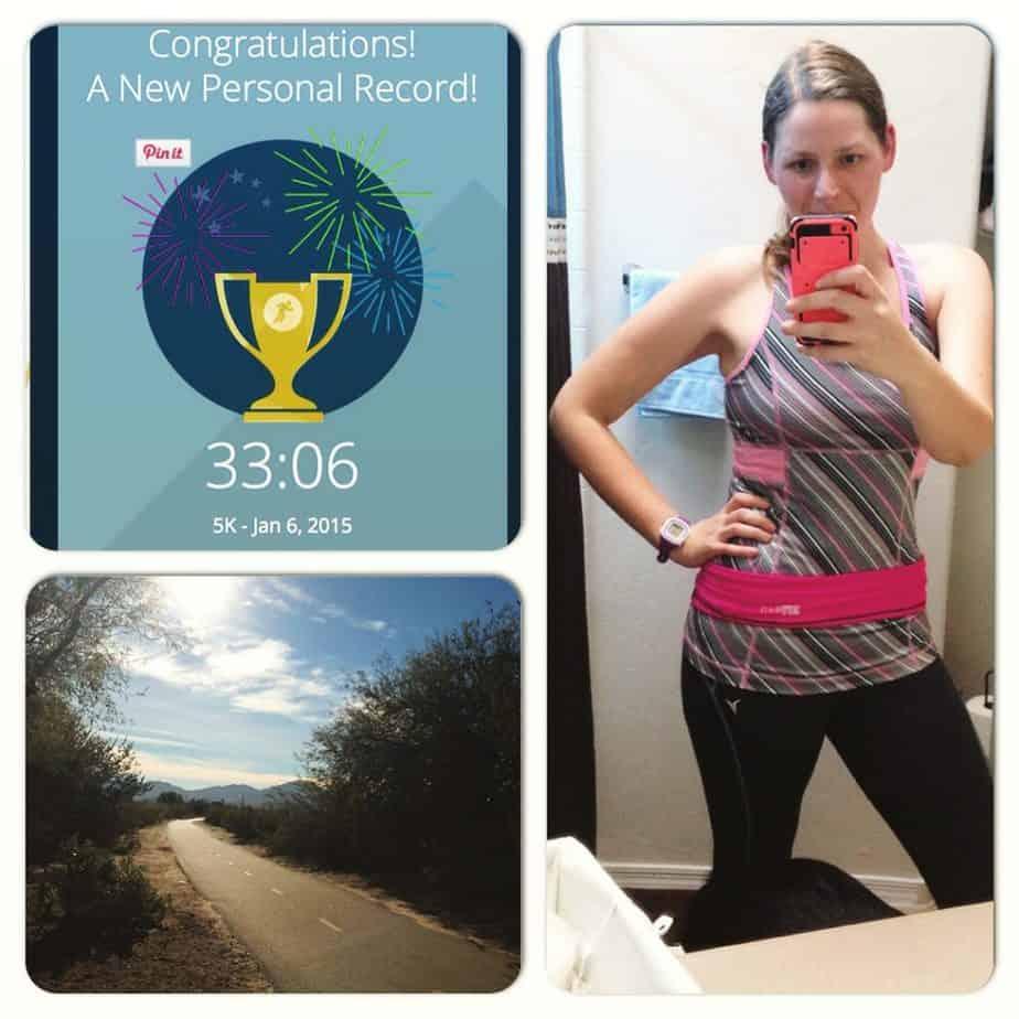 Half Marathon Training – Week 5