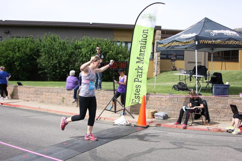 My First Half Marathon - The Estes Park Marathon : So Very Blessed