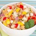 Mango Jicama Quinoa Salad Recipe