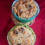 Whole Wheat Morning Glory Muffins Recipe