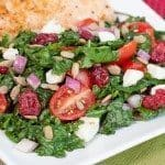 Cranberry Kale Salad Recipe