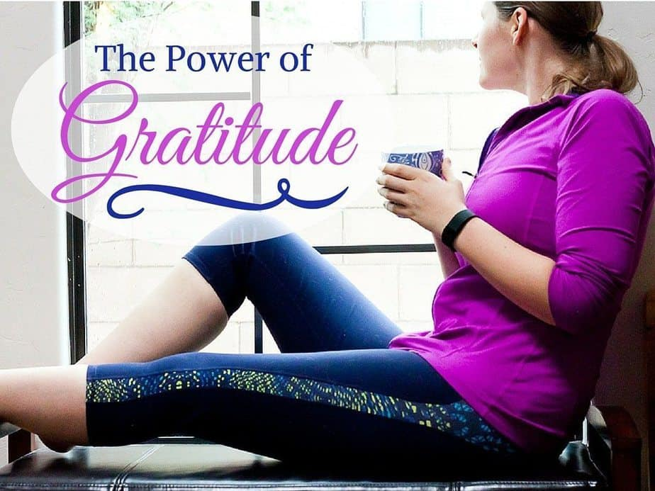 The Power of Gratitude : So Very Blessed