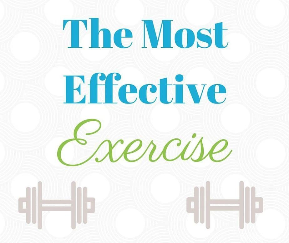The Most Effective Exercise