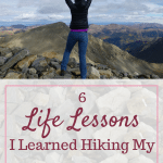 6 Life Lessons I Learned Hiking My First Fourteener