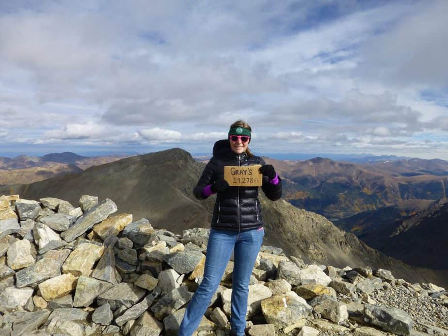 6 Life Lessons I Learned Hiking My First Fourteener : So Very Blessed - The important life lessons I learned on a grueling hike up a 14,000 foot mountain that are relevant to just about every phase of life.