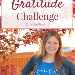 Join the 30 Days of Gratitude Challenge 2016