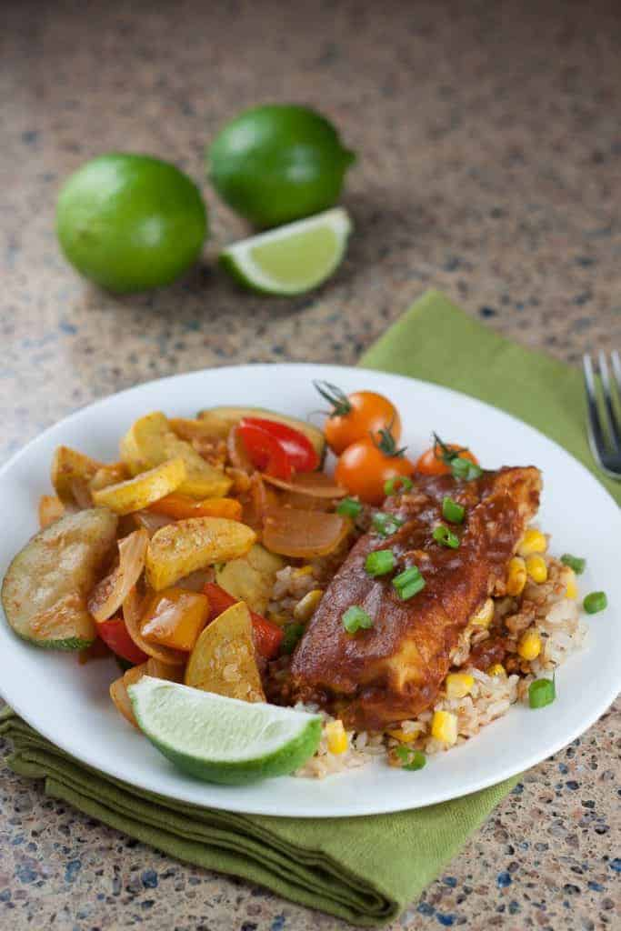 Mexican Vegetable Skillet Recipe And LEAN CUISINE® MARKETPLACE MEALS