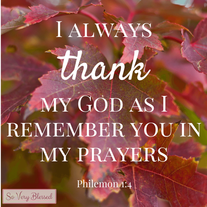 15 Bible Verses on Thankfulness