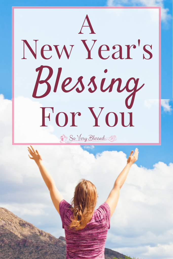 A New Year's Blessing For You