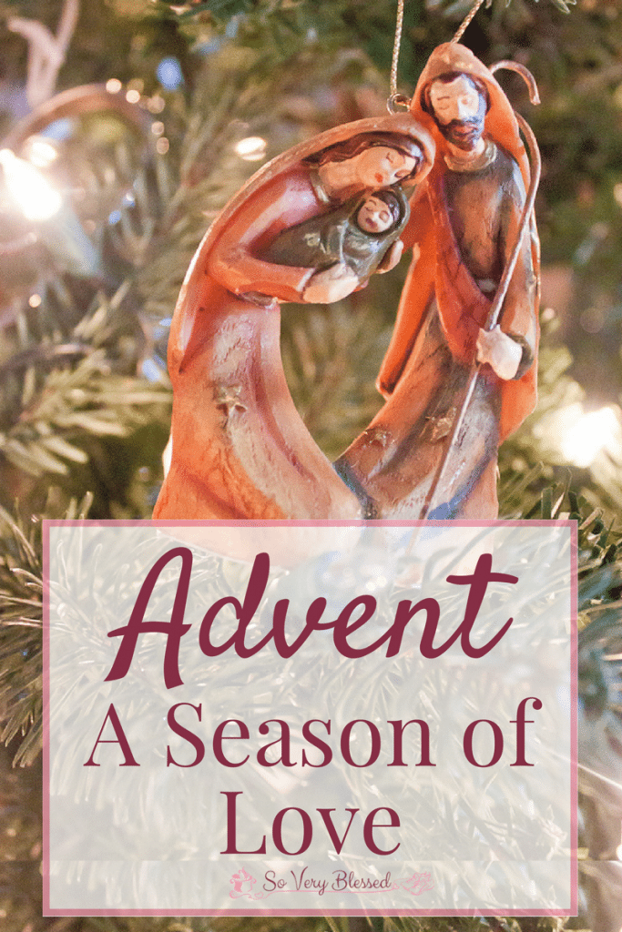 Advent – A Season Of Love