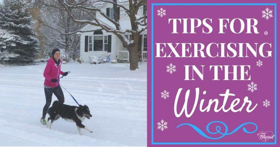 Baby, it's cold outside...but that doesn't mean you should freeze your exercise routine! Check out these tips for staying active during those chilly winter months.