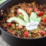 Enchilada Quinoa Skillet Recipe