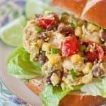 Southwestern Chicken Salad-1855