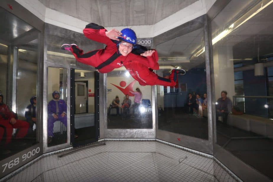 Free Fallin' – That Time We Went Indoor Skydiving