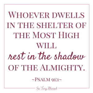 Are you following God closely enough through the zigs and zags of life to find rest in His shadow?