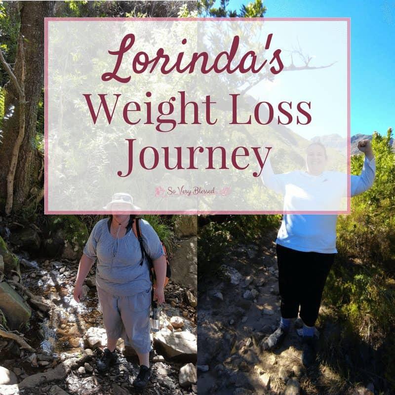 Lorinda's Weight Loss Journey