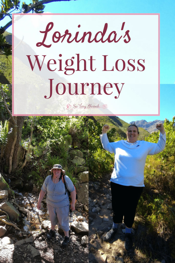 Be inspired as you read about Lorinda's persistence and trust in God throughout the highs and lows of her weight loss journey.
