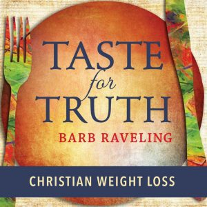 In this episode of Taste for Truth, Barb Raveling & I chat about my 100-pound weight loss journey, faith, & overcoming obstacles.