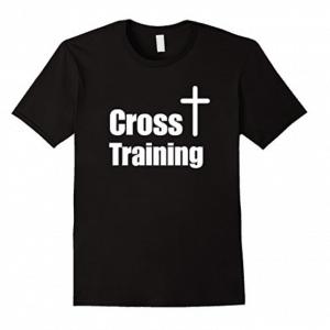 Christian Workout T-Shirt Cross Training