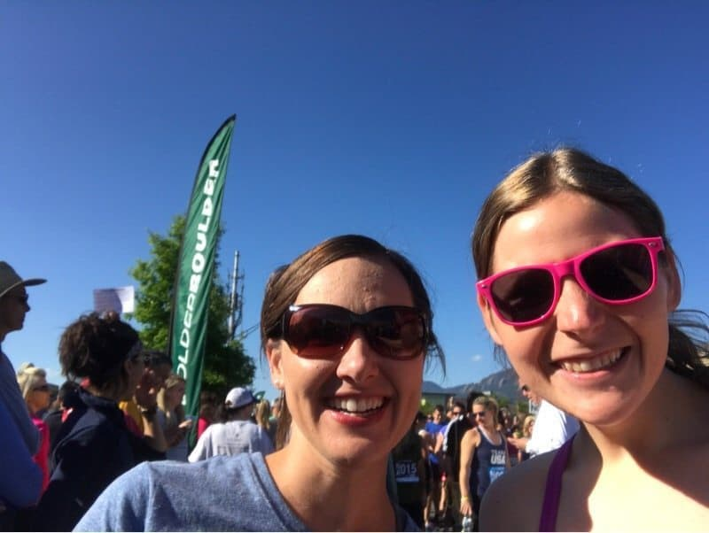 BolderBoulder 10k – The Race With Cupcakes, Live Bands, & Flying Marshmallows