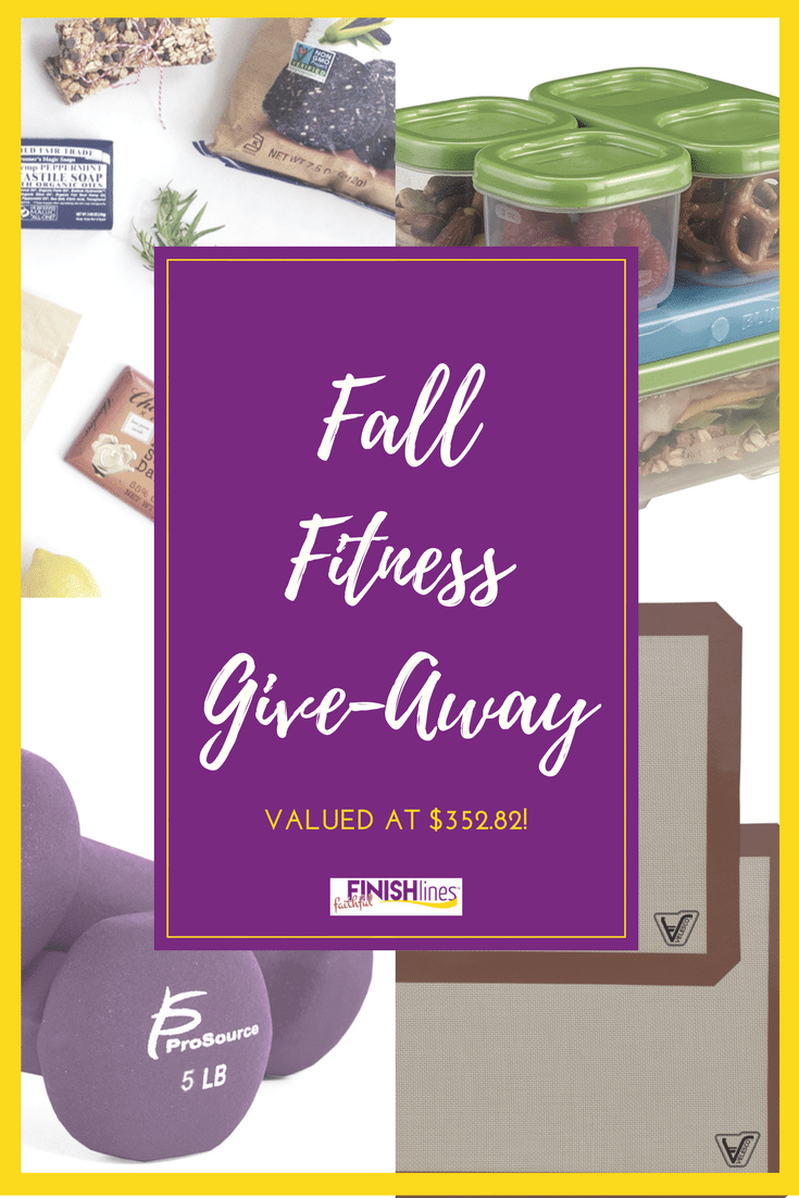 The Fall Fitness Giveaway!