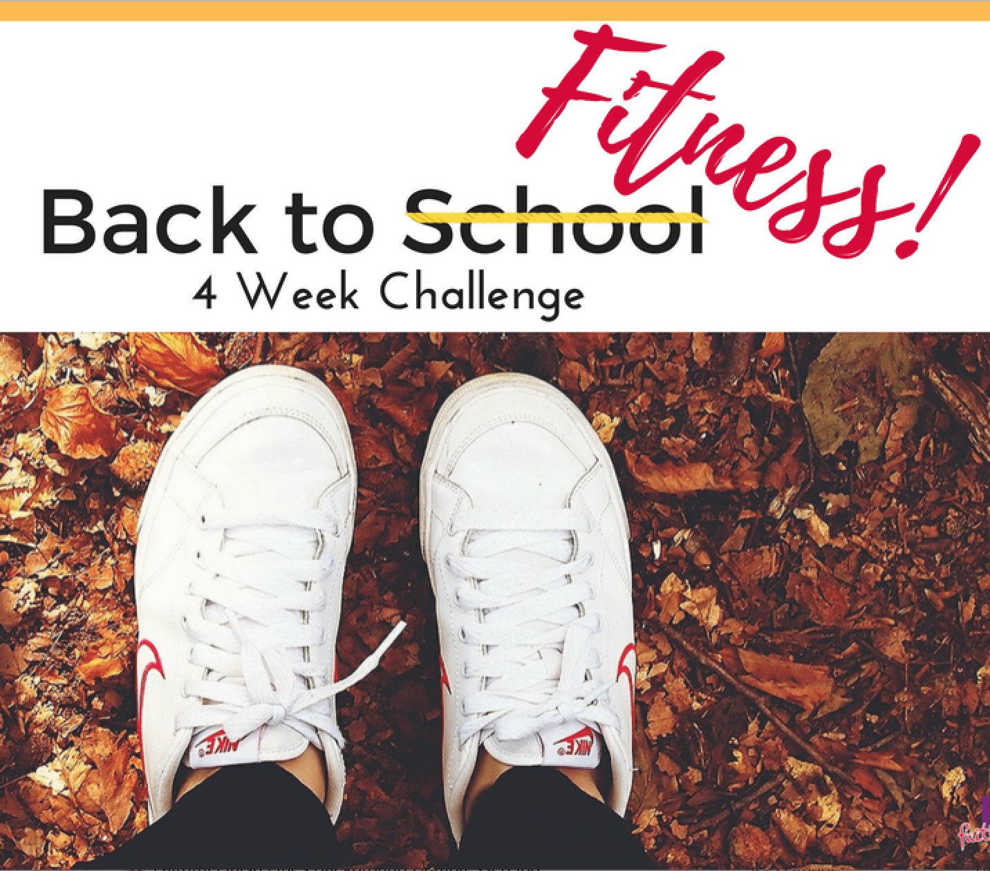 Back to Fitness Challenge