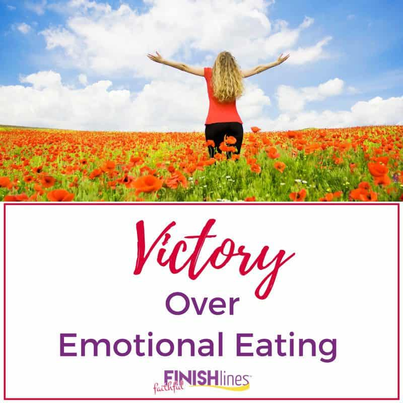 Find victory over your food cravings once and for all with this Christian weight loss course focused on emotional eating.