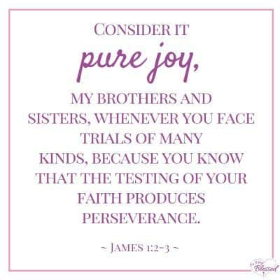 10 Bible Verses on Joy