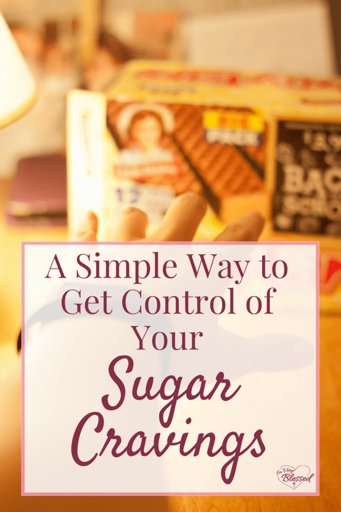 As someone who has lost 100 pounds, I understand the struggle of sugar cravings. I have one unconventional but super effective way to fight back and get control back over those cravings.