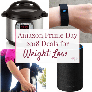 It's Amazon Prime Day 2018! Here are the healthy eating and fitness deals you should be watching out for today that will help you on your weight loss journey.