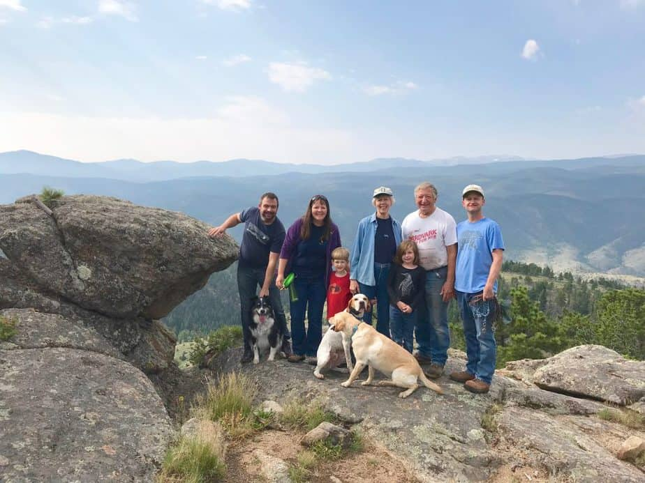 An unplugged cabin weekend with the family, lessons in the thistles, a sacrificial act of love, I always have to try the new flavors, a crazy hail storm, I have the best nephew ever, my new favorite TV show, and tips for exercising consistently.